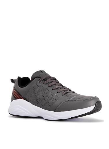 Slazenger Slazenger ZOOMA Koşu & Yürüyüş Erkek Ayakkabı K. Gri